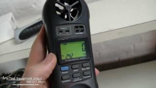 General DLAF8000 4-in-1 Air Flow Meter