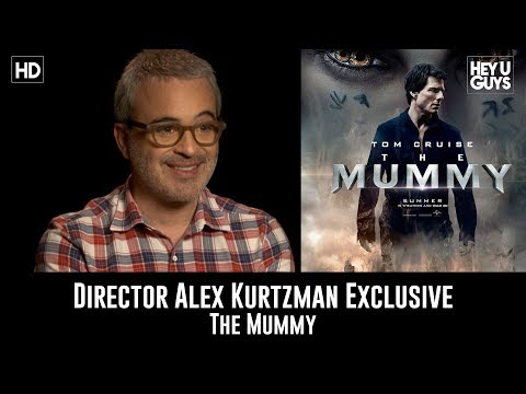 Director Alex Kurtzman Exclusive Interview - The Mummy