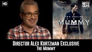 Director Alex Kurtzman Exclusive Interview - The Mummy