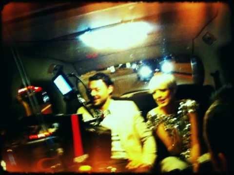 Making PUSHER 2012 - Richard Coyle, Agyness Deyn, Mem Ferda, Bronson Webb