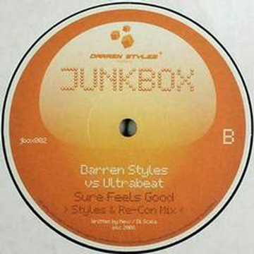 Darren Styles vs Ultrabeat - Sure Feels Good