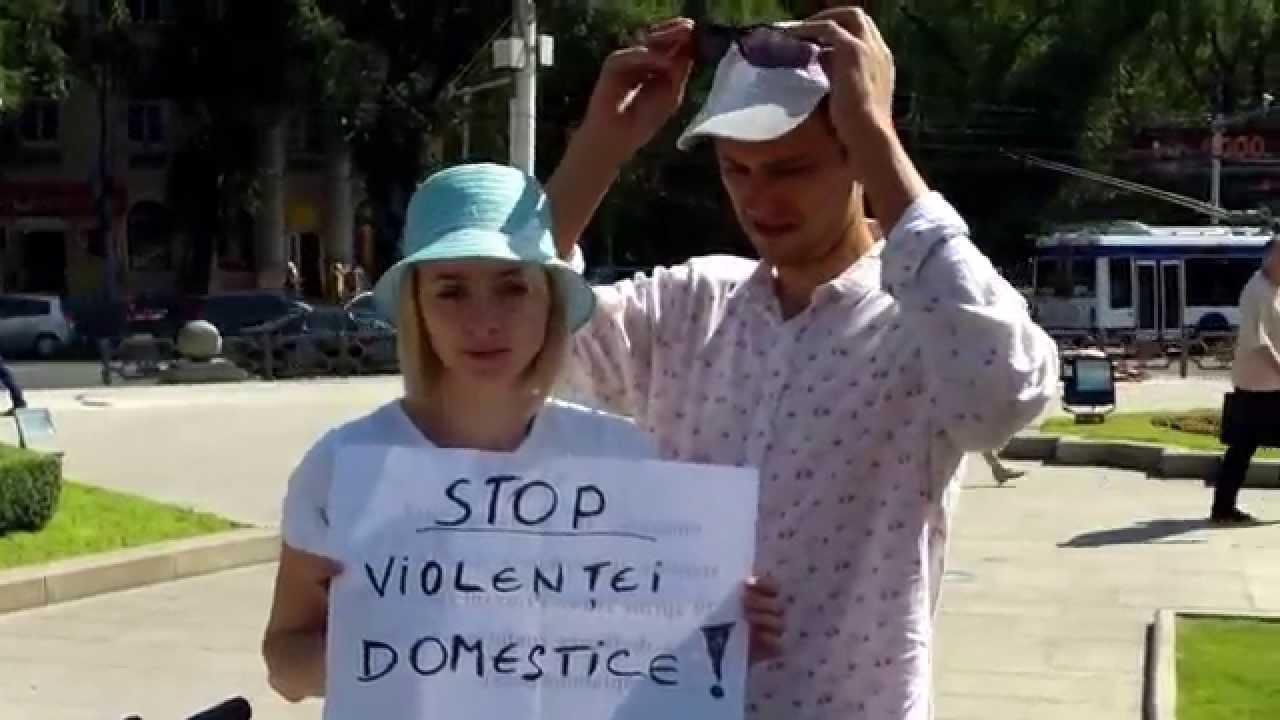 Pedalăm cu #Domnica #Cemortan contra violenței domestice