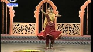 KATHAK - Anjana Jha - ( KATHAK DANCER )-2- NATIONAL PRORRAMME OF DANCE