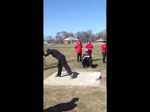 Buddy Becker - Throwing