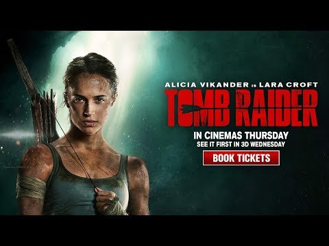 Tomb Raider - Adventure - Warner Bros. UK