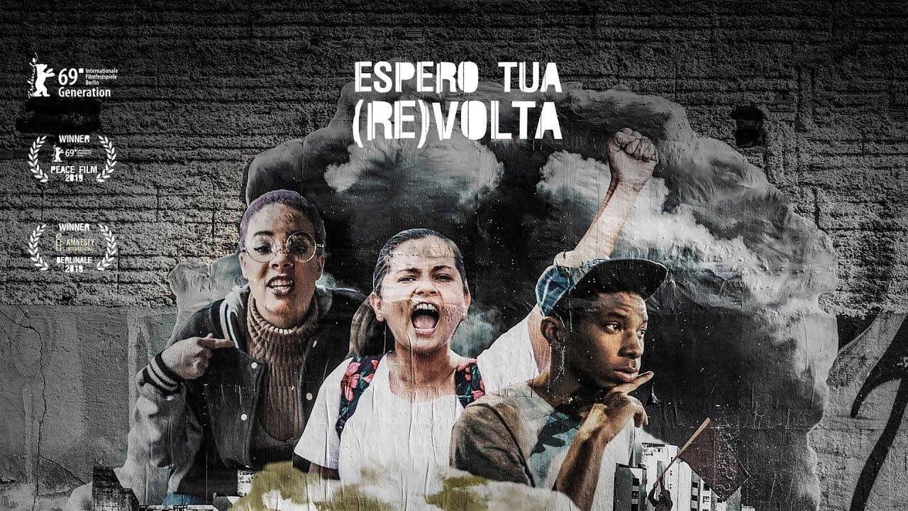 TRAILER OFICIAL DE ESPERO TUA (RE)VOLTA