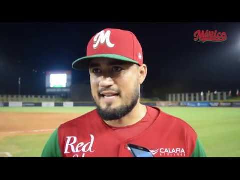 Reacciones post juego, México vs Cuba