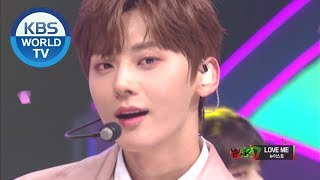NU'EST - BET BET & LOVE ME [Music Bank / 2019.12.20]