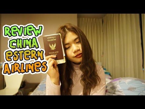 Review Air China Eastern Airlines (BKK-Shanghai-Narita) 2016