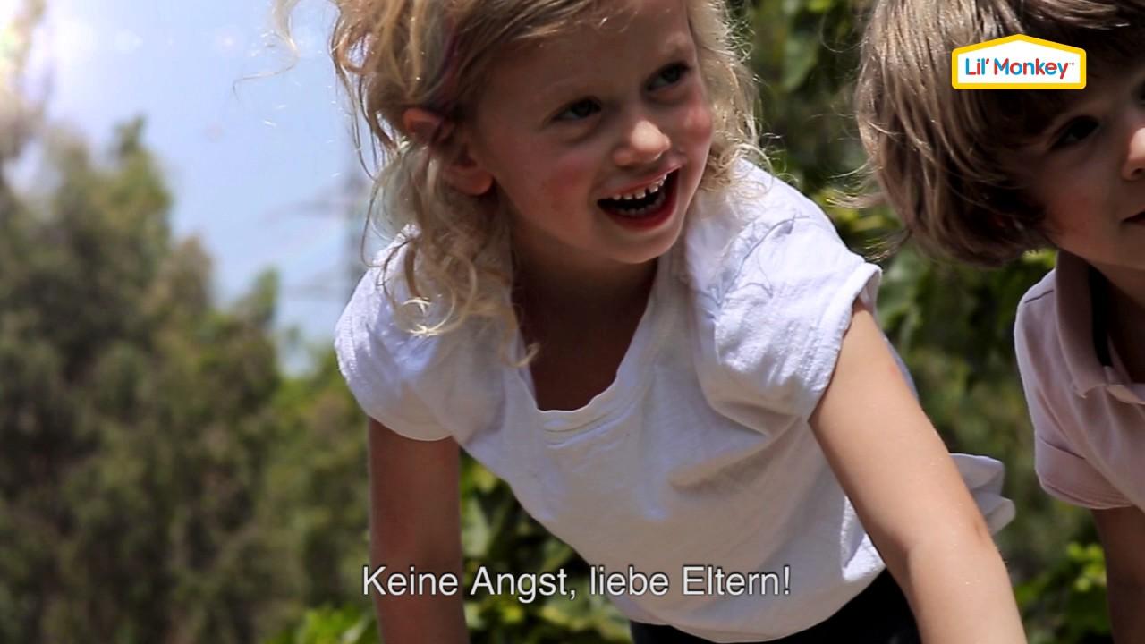 Lil Monkey Klettergerüst : Klettergerüst dome climber beluga spielwaren youtube