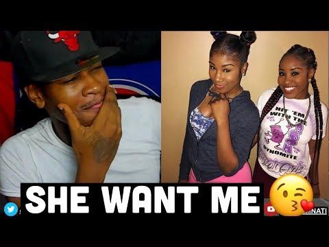 SHE WANT ME