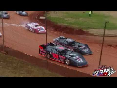 Crate Late Model Heats @ 411 (12-29-18)