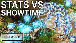 StarCraft 2: Mass Tempest vs Mass Carrier!