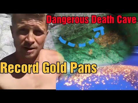 CALIFORNIA GOLD RUSH YUBA GOLD PAN-O-RAMA