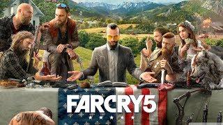 Far Cry 5 - Первый взгляд.