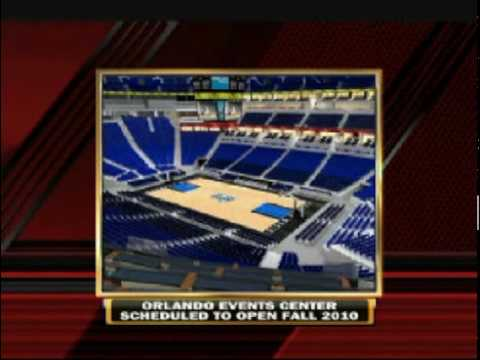 ESPN coverage of Orlando Events Center