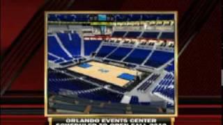 ESPN coverage of Orlando Events Center