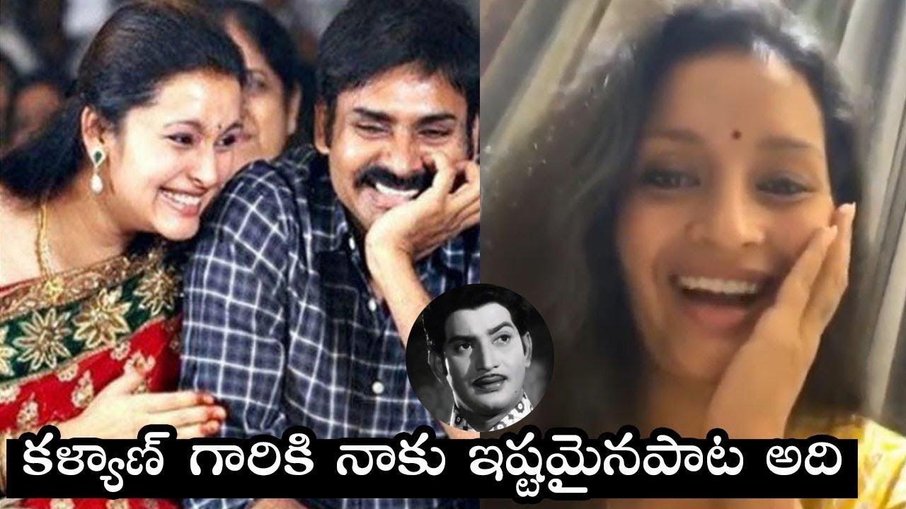 Renu Desai About Her Favorite Song In Telugu Movie | Renu Desai about vakeel saab Movie | Filmylooks