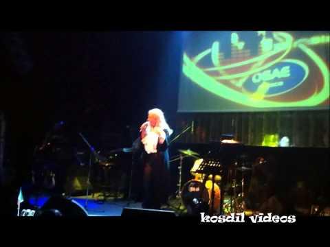 MARIANA EFSTRATIOU TALK ABOUT LOVE ITALO DISCO 2013 VERSION LIVE OGAE GREECE
