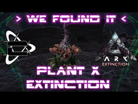 Ark extinction Plant x