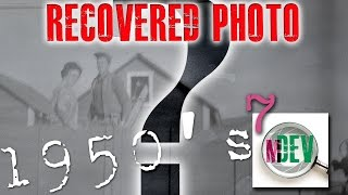Canadian Farmers from the 50's in Recovered Photos | Episode 07 Case 007