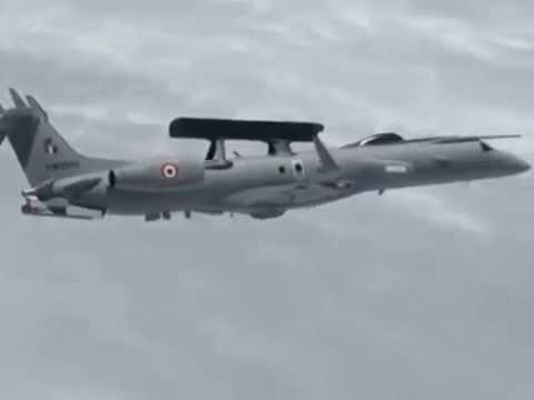 Indian Air Force Embraer EMB 145i AEW C