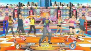 "ExerBeat [Wii] - ""Boxercising"" Gameplay Trailer"