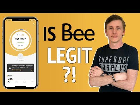 Is Bee Network Legit - Bee Network Review 🔴 Bee Invitation Code
