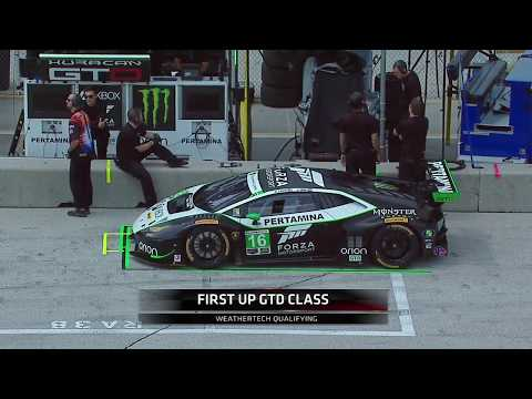 2017 Continental Tire Road Race Showcase Qualifying