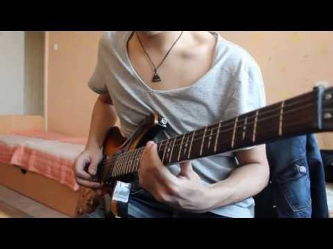 Bring Me The Horizon Can You Feel My Heart Guitar Cover Youtube