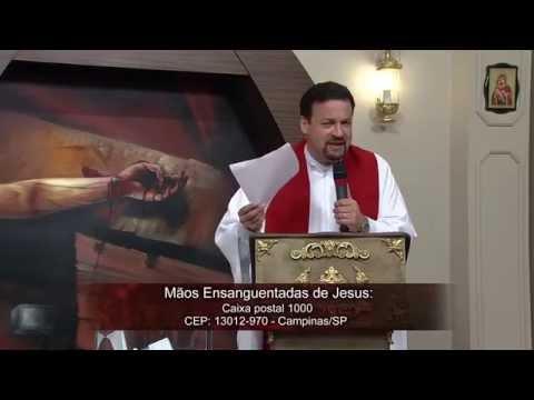 Novena Mãos Ensanguentadas de Jesus - 07/10/14 - 6º Dia - O Alimento