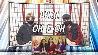 April Japan 2nd Single Album「Oh-e-Oh」 Music Video   [ NINJA BROS Reaction / Review ]