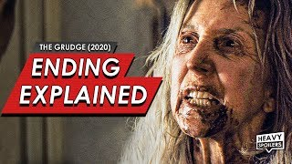 THE GRUDGE 2020: Ending Explained, International Differences + Timeline Breakdown | HEAVY SPOILERS