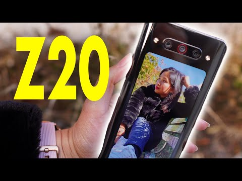 Nubia Z20: A Phone That Makes You Go WOAH!