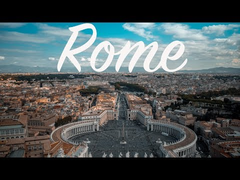 Vacation in Rome and Vatican City | Visit Beautiful Italy Day 2