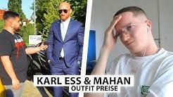 Justin reagiert auf 163.000€ Outfit von Karl Ess.