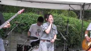 [Lips!] MONSTER TREE(SHAKALABBITS)@JazzFes2011.09.11.
