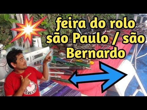 Caçada Na Feira Do Rolo Relíquias Raridades Antigas Tem De Tudo Em São Paulo/são Bernardo Só Achado