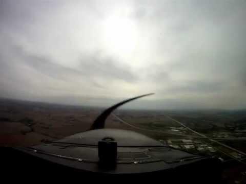 Flying Nebraska Apr 26 Part 1 of 2
