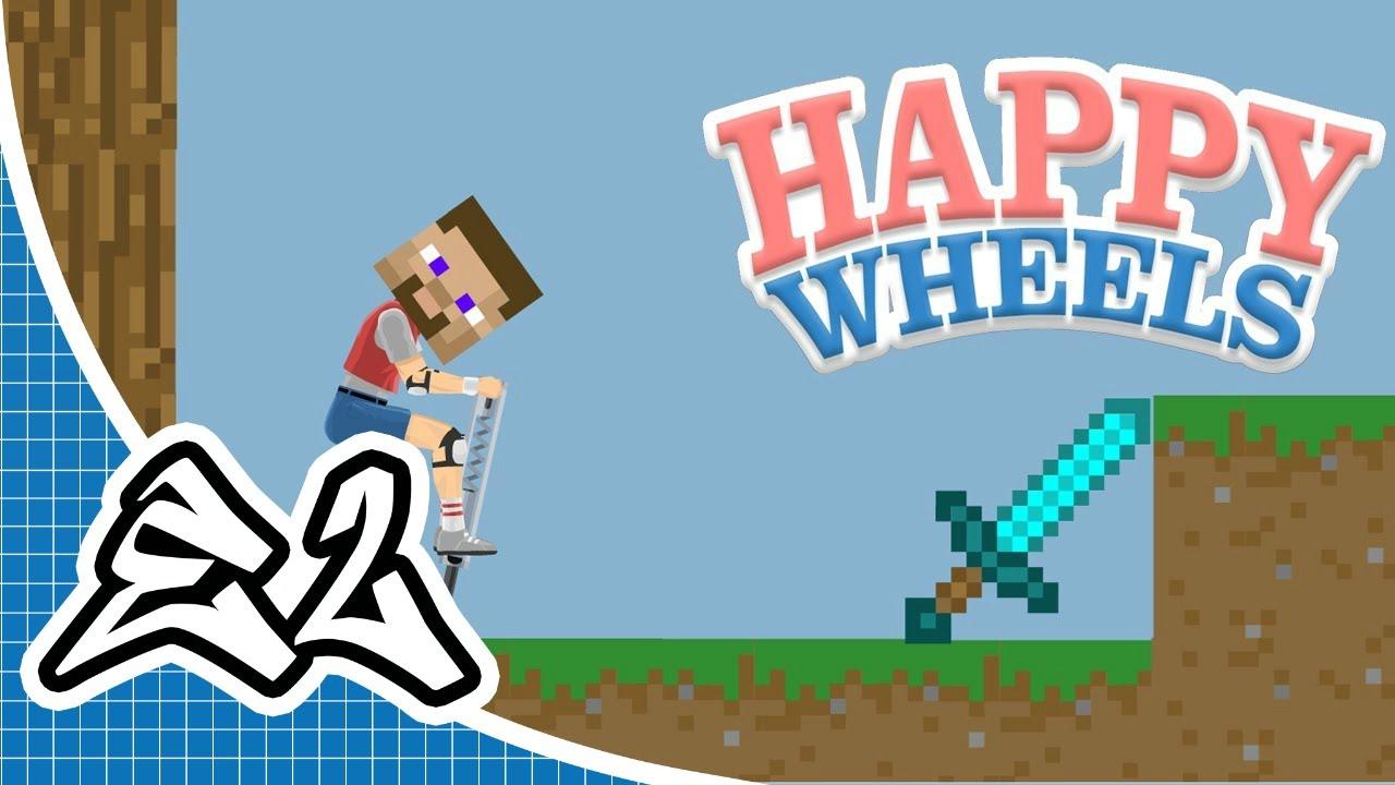 игры майнкрафт хэппи вилс #2