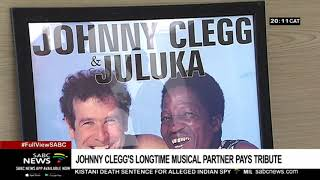 Musician Johnny Clegg laid to rest in a private funeral service