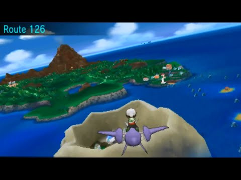 Pokemon Omega Ruby: Part 29! Low Tide Shoal Cave