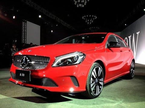 Mercedes-Benz The new A-Class發表:豪華小車新潮流
