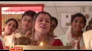 Jagdamba Ghar Me Diya - O Maiya Jagdambe - Navratri Bhajan - Sanjo Baghel