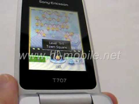 Sony Ericsson T707 Fully Unlocked (www.hi-mobile.net)