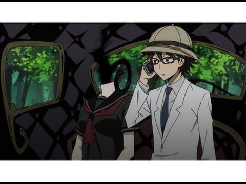『「デュラララ!!×2 転」外伝!? 第13.5話「お惚気チャカポコ」』予告編