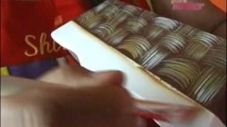 Técnica de cestaria profª Shirley