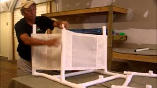 Pvc Chair Assembly From  Patiopvc  (877) 246-3871