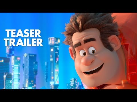 Ralph Breaks The Internet: Wreck-It Ralph 2 Official Teaser