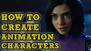 How to Make 3D Animation Character
